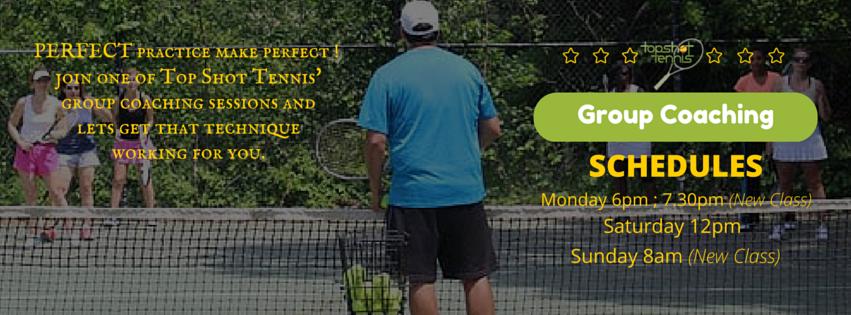 Bronte Tennis Court